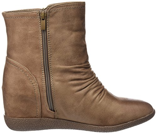 MTNG Collection (MTNGC) 51710, Bottes courtes   femme KARMA TAUPE