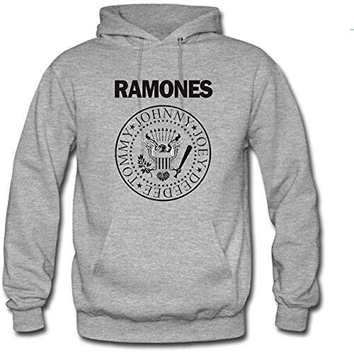 Men's and Women's Ramones Rock Band Classic Hoodie