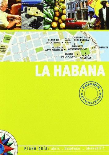 La Habana : plano-guía por Editorial Gallimard