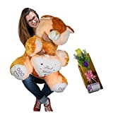 Muren Valentine Special Big Teddy Bear -...