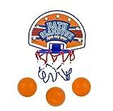 Badewannen Basketballset (inklusive 3 Bälle)