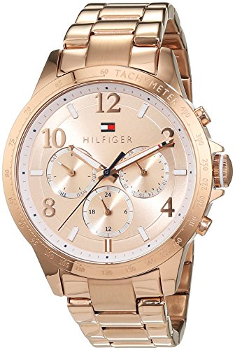 Tommy Hilfiger - Damen -Armbanduhr 1781642