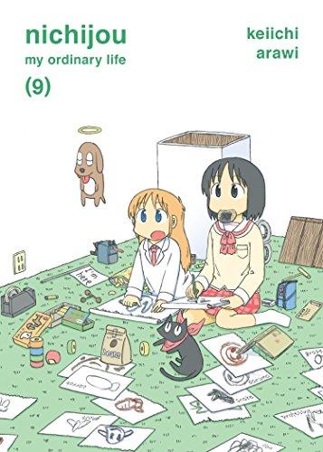 Nichijou 9 (Nichijou: My Ordinary Life) por Keiichi Arawi