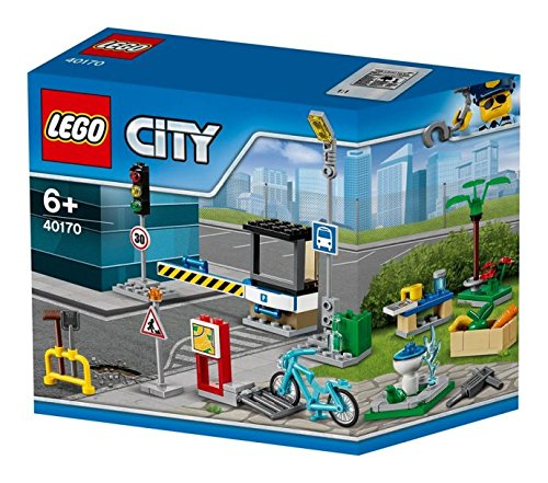 """Preisvergleich Produktbild Lego City - 40170 Zubehör Set """"Ich baue meine Stadt"""""""