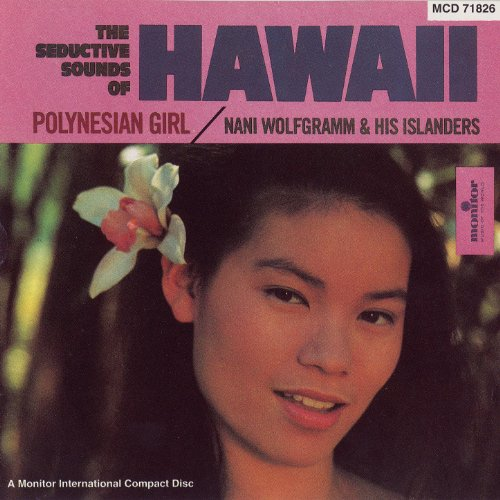 Pretty Maui Girl; One Paddle (Maui Paddle)