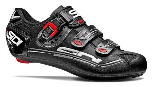 Chaussures route GENIUS 7 MEGA Running Trail Sidi Black/black