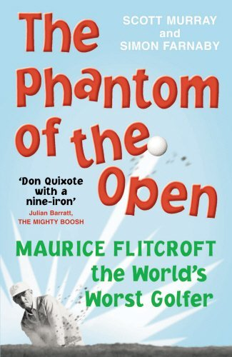 The Phantom of the Open: Maurice Flitcroft, The World