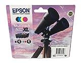 Druckerpatronen für Epson Expression Home XP5100, XP5105, WorkForce WF2860DWF, WF2865DWF (XL Multipack)