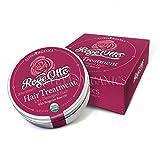 Alteya Bio Haarpflege Rose 40ml – USDA Organic-zertifiziert Rein Natürlich Aufbauend und Belebend Haarpflege und -spülung auf der Basis von Rosenöl (Damaszener Rose) in therapeutischer Qualität