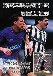 Newcastle United 1989/90 Season Review [DVD]