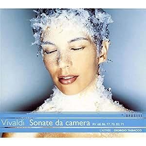 Vivald i: Sonate da camera RV 68, 86, 77, 70, 83, 71