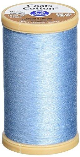 Machine Quilting Cotton Thread 350yd-Blue