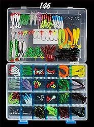 Owner Jighaken rund Bleikopfhaken f/ür Gummik/öder Raubfischhaken Haken f/ür Gummishads Gr/ö/ße // Gewicht // Packungsinhalt:Gr 2//0 // 15g // 3 St/ück Jigk/öpfe f/ür Gummifische /& Jigs