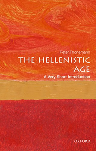 The Hellenistic Age: A Very Short Introduction (Very Short Introductions) (English Edition) por Peter Thonemann