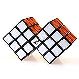 Juguete Especial de 3 en 1 Cubo Cubo mágico Cubo Cubo Negro Rompecabezas Juguete Especial
