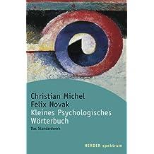 Kleines Psychologisches Wörterbuch: Das Standardwerk