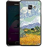 Samsung Galaxy A3 (2016) Housse Étui Protection Coque Vincent van Gogh Champ de blé avec cyprès Art