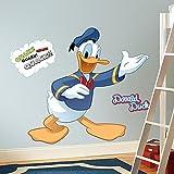 RoomMates - Adesivo gigante da parete Paperino, Disney Mickeys Clubhouse