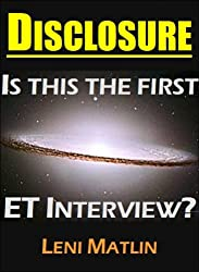 Disclosure - Is This the First ET Interview?