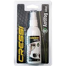 Cressi Antifog DF200050K - Spray antivaho para gafas de natación