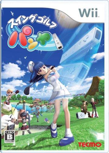 Super Swing Golf Pangya [Importación Japonesa]