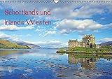 Schottlands und Irlands Westen (Wandkalender 2019 DIN A3 quer): Einige der schönsten Plätze der schottischen und der irischen Westküste werden in ... (Monatskalender, 14 Seiten ) (CALVENDO Natur)