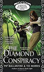 The Diamond Conspiracy: A Ministry of Peculiar Occurrences Novel (A Peculiar Occurrences Novel) by Philippa Ballantine (2015-03-31)