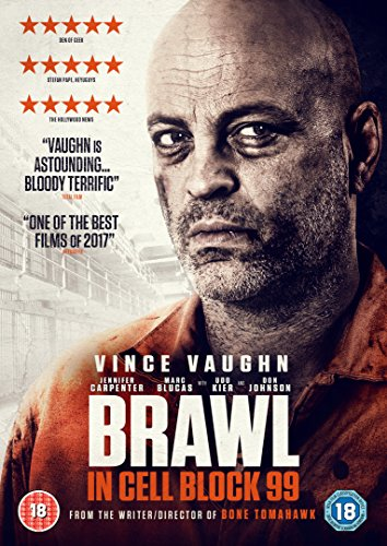 Brawl in Cell Block 99 [Reino Unido] [DVD]
