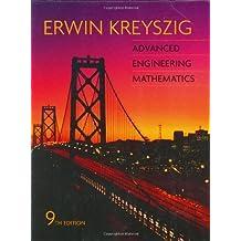 Advanced Engineering Mathematics by Erwin Kreyszig (2005-11-11)