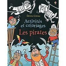 Les pirates - Activités et coloriages