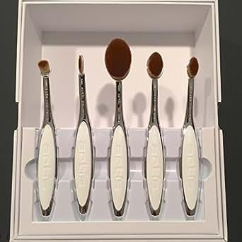 ARTIS Ensemble de Pinceaux de Maquillage Miroir Élite 5