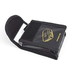 Hensych® Batterie-Explosions-Tasche - Retardierende Sicherheitstasche - Batteriefach für DJI MAVIC PRO