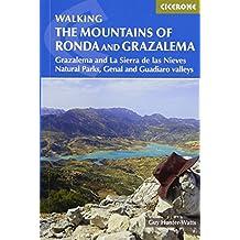 Walking the Mountains of Ronda & Grazalema. Cicerone Press. (International Walking)