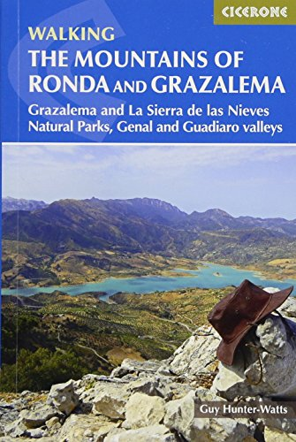 The mountains of Ronda and Grazalema