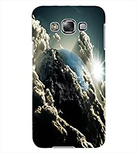 ColourCraft The Galaxy Design Back Case Cover for SAMSUNG GALAXY GRAND 3