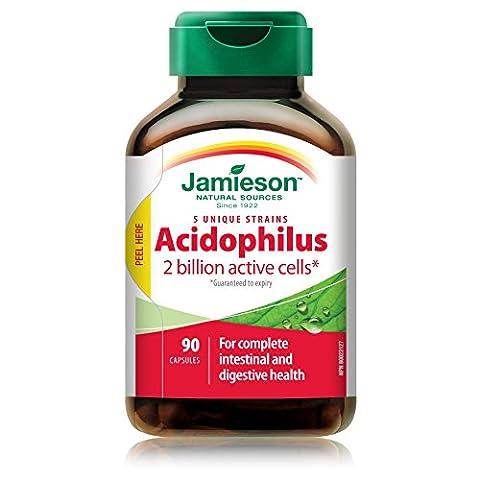 Jamieson probiotischen Stamm Super Food Supplement 90