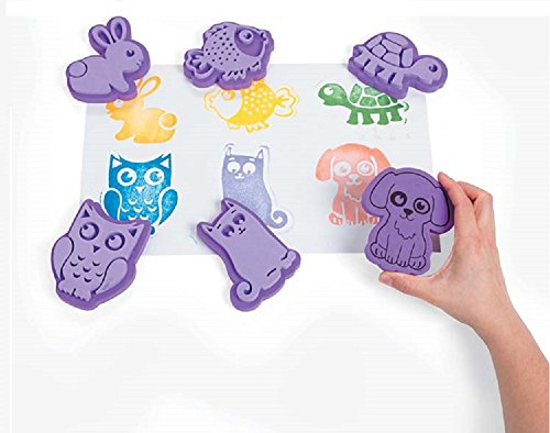 12-animal-foam-paint-stampers-for-kids-arts-crafts