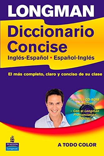Longman Diccionario Concise Cased and CD-ROM (Spain Concise) por UNKNOWN