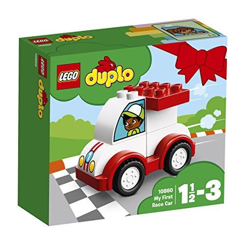 Lego Duplo 10860 – My First – la Mia Prima Auto da Corsa