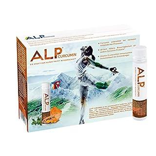 ALP CURCUMIN Trinkampullen 14x25 ml Kurkuma Vitamin D3 D liquid Alpenkräuter - turmeric curcumin supplement