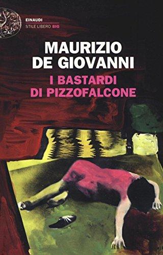 Maurizio de Giovanni: »I bastardi di Pizzofalcone« auf Bücher Rezensionen
