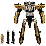 Power Rangers Dino Charge Deluxe Ptera Megazord Action Figure (Black/Gold)