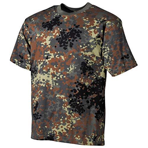MFH US Army Herren Tarn T-Shirt (Flecktarn/3XL)