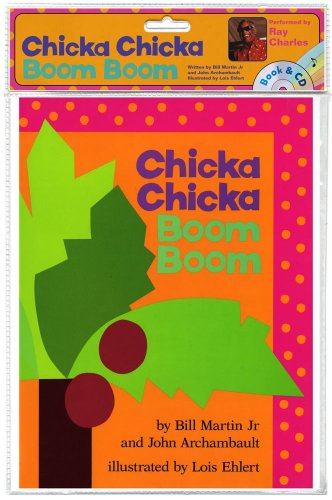 Chicka Chicka Boom Boom (Book & CD)