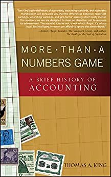 Descargar PDF More Than a Numbers Game: A Brief History of Accounting (Wiley Finance)