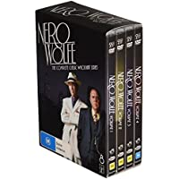 Nero Wolfe - Complete Series by Timothy Hutton
