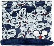 ARTESANIA CERDA Braga Cuello Mickey Calentadores, Gris (Gris 17), One Size (Tamaño del fabricante: One Size) p