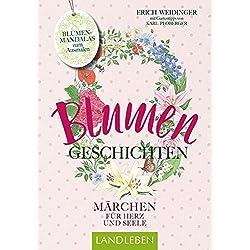Blumengeschichten- Märchen für Herz und Seele (avBuch im Cadmos Verlag)