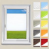 Sichtschutz Für Badezimmerfenster plissees amazon de