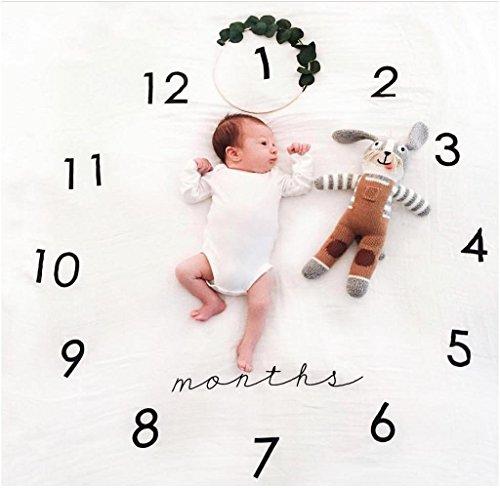 Covermason Neugeborenes Baby Babyhood Foto Fotografische Fotografie Decke für 0-6 Monate Baby (A)